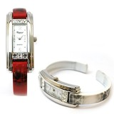 Face Slender Arm Bangle Watch Ladies Wrist Watch Fashion