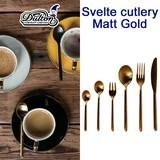 ■2016SS 新作■ SVELTE CUTLERY M.GOLD