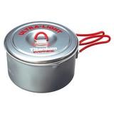エバニュー(Evernew) チタン ウルトラライトクッカー3 RED
