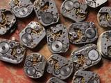 旧ソ連時代のヴィンテージの時計 ムーブメント【小】