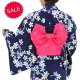 【SALE】2016年新作婦人浴衣『小桜』(単品・セット)【花火大会・お祭り】