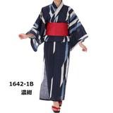 2016年新作婦人浴衣『矢絣』(単品・セット)【花火大会・お祭り】