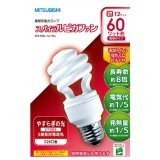 電球形蛍光灯3波長形電球色12W 電球形蛍光灯3波長形電球色12W