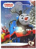 【再掲載】【2016クリスマス先行受注】【トーマス】 メタリックアドベントカレンダー