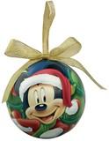 【再掲載】【2016クリスマス先行受注】【ミッキー&フレンズ】 オーナメントティンチョコチップクッキー