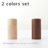 crayon クレヨン調味料入れ 【塩入れ&胡椒入れ】