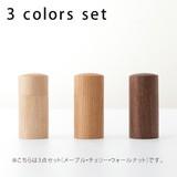 crayon クレヨン調味料入れ 3点セット【塩・胡椒・七味】