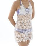 ★新着!★  ニット編みキャミドレス