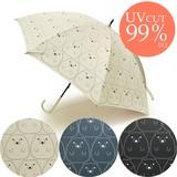 ★夏セール商品★しろくま日傘★UV遮蔽率99%以上!【晴雨兼用日傘 紫外線対策】