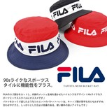 【2016新作】FILA フィラ バケットハット ハット ロゴ メッシュ 単色 メンズ レディース