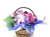 【ギフト】夏アレンジフラワー 紫陽花【アジサイ】【春夏の花】