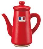 TEA POT スタンプ コーヒー