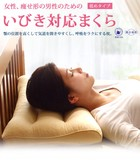 【いびき対応まくら低め】枕の高さ調節が可能!いびきを予防する枕 手洗いOK 父の日 母の日