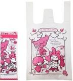 マイメロディー スーパー袋(L)10P マリーランド【キャラクター商品】