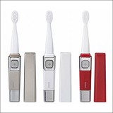 TWINBIRD(ツインバード) 音波振動式歯ブラシ BD-2755G/BD-2755PW/BD-2755R