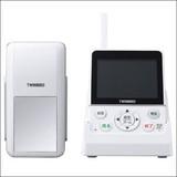 TWINBIRD ホームセキュリティーシリーズ ワイヤレス・ドアスコープモニター DoNaTa(ドナタ)VC-J560W