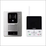 TWINBIRD(ツインバード) ホームセキュリティーシリーズ ワイヤレス・テレビドアホン DoNaTa VC-J570S