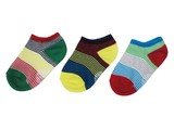 Kids socks  baja smile Border sneakers 通園通学に最適(ソックス)