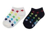 【ソックスキッズ baja smile】 Star sneaker 通園通学に最適
