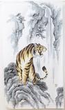 【母の日父の日】【大人気】のれん トラ