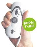 USB手回し充電式 ラジオ付きライト