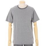【16夏物入荷】ルームウェアーに最適 ボーダーTシャツセットアップ カラー豊富