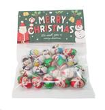 ★先行受注・クリスマス2017★【 サンチョコ 】クリスマスボールチョコ・袋入り