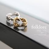 [folklore]フリーサイズ★フェザーリング◆422968
