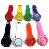 流行のカラーコーデに!オールカラーアナログトイウォッチ腕時計