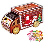 【クリスマス先行商品】【神戸倉庫】XMメリースイーツ トラック缶
