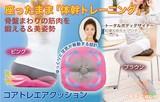 【特価商品】◆コアトレ エアクッション