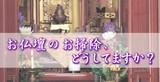 【特価商品】◆静電気仏壇ブラシ