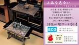 【特価商品】◆燃えない仏壇マット不燃布(小)