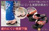 ◆疲れにくい美脚下駄