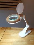 代引き払いのみ【特価商材】限定16台エルズーム(ルーペつき)LEDスタンド