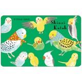 【2016新作】 鳥1 1枚入りICカードシール