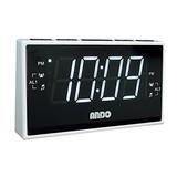見やすいクロックラジオ RK14-895PZ