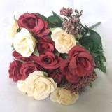 ★大創業祭特価★ヨーロピアン 薔薇のピッコラブッシュ RD
