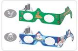 【2016クリスマス先行受注】3Dホログラス クリスマス DEER/SANTA