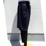 5%OFF【Web展示会】(8月納品)HEAD メンズお買い得ストレッチアンダー付きショートパンツ2点セット