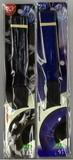 【和柄・布張り扇子です】粋扇子23cm 水墨画 松・竹