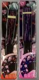 【和柄・布張り扇子です】粋扇子21cm 花金魚