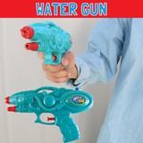 スペースウォーターガン * 小型のピストルサイズ水鉄砲です!夏のレジャーやイベントでの水遊びに♪