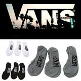 Vans Classic Super No Show Socks 3 Pack  14737