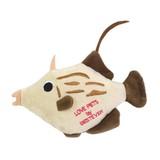 スクィーキー カワハギ【犬のおもちゃ】
