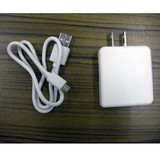 【予約販売】(8月納品)USBケーブル・専用アダプター(EVHOT充電式ヒーター付きウエア用)
