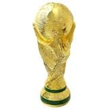 ワールドカップトロフィーレプリカ 小/サッカー/インテリア