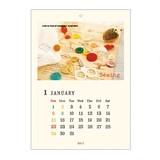 ZAKKAカレンダー