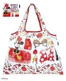 ディズニー ショッピングバッグ【ミニーの持ち物】折りたたみエコバッグ
