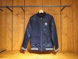 【予約販売】(9月納品)サテン MA-1ジャケット